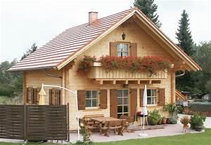 Mini Häuser Preise : das traditionelle blockhaus ~ Markanthonyermac.com Haus und Dekorationen