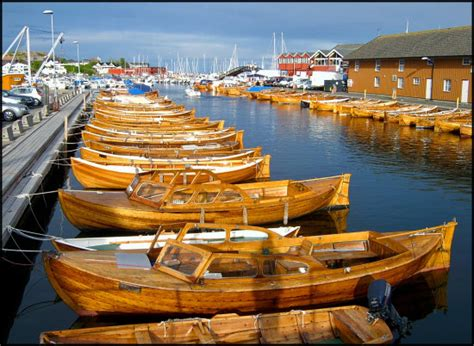 Norwegian Boats by Picture Editor Software Norwegian Wooden Boats