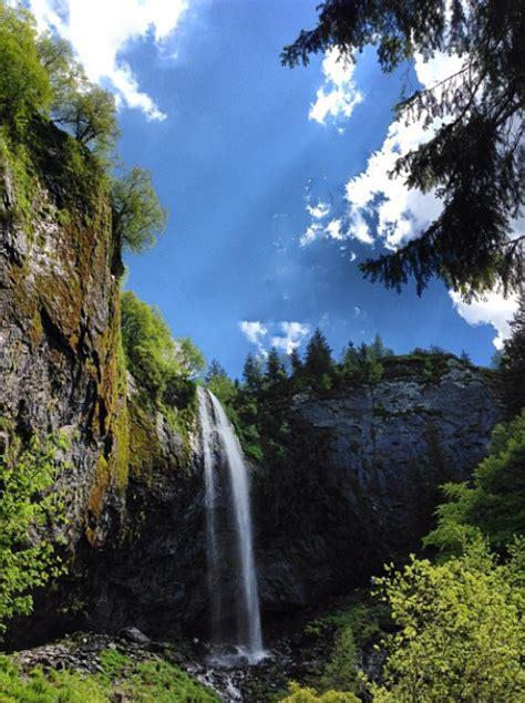 au fil de l eau vergnat la grande cascade du mont dore