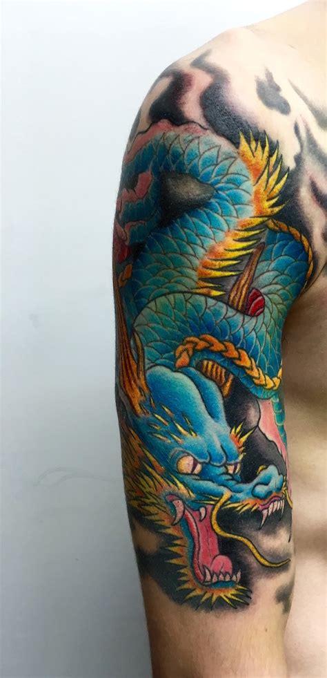 Tatouage Japonais Dos Femme Tattoo Art
