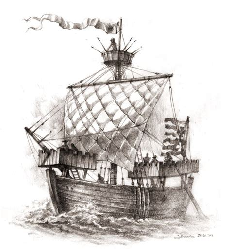 Medieval Boat Drawing by 17 Best Images About Cog Ships On Pinterest Europe