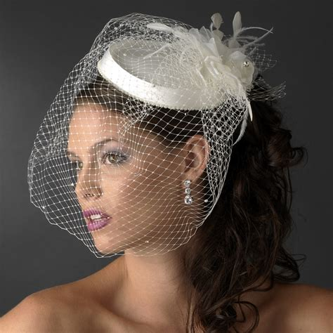 Bridal Hat Comb With Bird Cage Veil  Elegant Bridal Hair. Small Wedding Venues Baltimore Md. Wedding Dress Designer Rivini. Wedding In Page Az. Artistic Wedding Photography Chicago. Wedding Songs Unique. Wedding Planner Contract Cost. Wedding Photographer Instagram. Wedding Flowers Urns