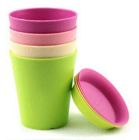 livraison gratuite pas cher pots de fleurs pots de p 233 pini 232 re multicolore en plastique ronde