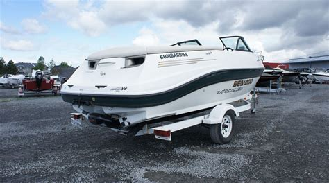 Sea Doo Boat Dealers In Quebec by Sea Doo Utopia 185 2001 Used Boat For Sale In Varennes