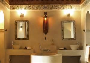 deco de salle de bain orientale des sables d 233 coration maroc