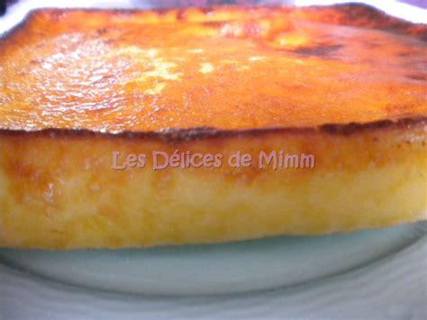 flan p 226 tissier sans p 226 te 224 la vanille de tahiti les d 233 lices de mimm