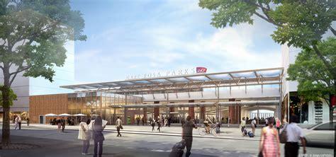 rosa parks une nouvelle gare pour un nouveau service