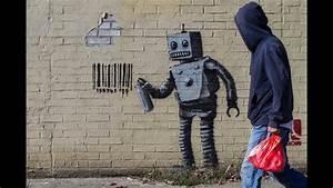 Banksy - The world's most famous graffiti artist - YouTube