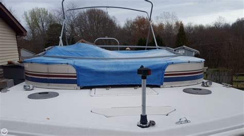Hurricane Fun Deck Boats Used by 2003 Used Hurricane 198re Fun Deck Boat For Sale 17 400