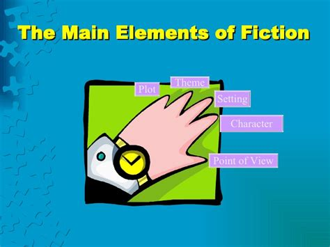 Elements Of Fiction Final Intro