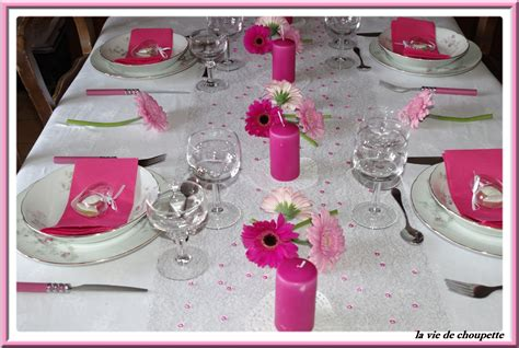 ma decoration de table fete des meres 2015 quand choupette et papoune cuisinent