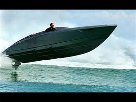 Fast Boat Videos by Porsche Speed Boat Fearless 28 Youtube