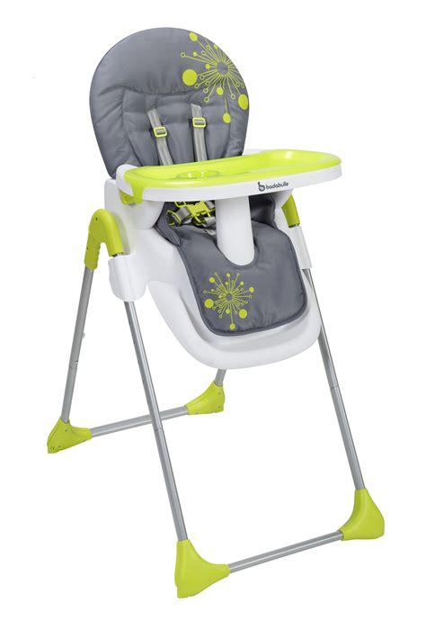 badabulle chaise haute easy gris anis vert anis gris et blanc achat vente chaise haute