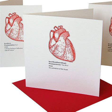 Cool Snarky Human Heart Valentines Day Cards Heart