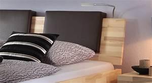 Kissen Für Bett Kopfteil : bett komplett mit lattenrost und matratzen bett el paso ~ Markanthonyermac.com Haus und Dekorationen